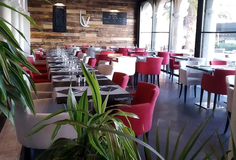 La Villa - Restaurant Italien Sausset-les-Pins