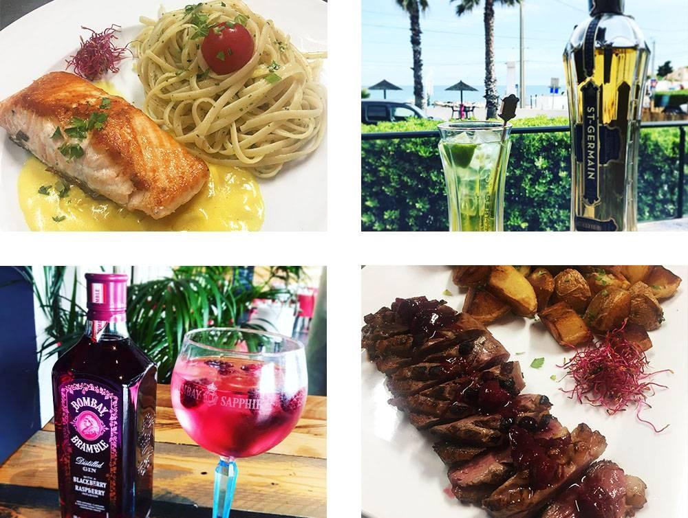 Le Restaurant - La Villa - Italien Sausset-les-Pins